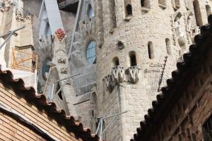 Cake + Whisky | Barcelona Sagrada Familia