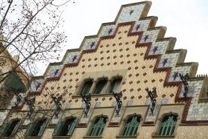 Cake + Whisky   Barcelona Gaudi's Casa Battlo