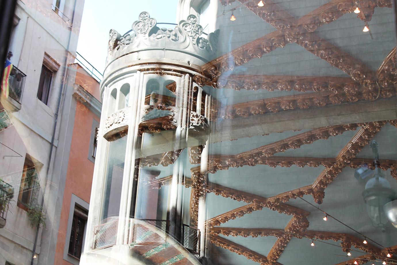 Cake + Whisky   Barcelona Palau de la Musica Catalana