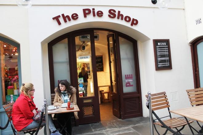 Cake + Whisky | Battersea Pie Covent Garden