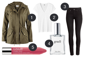 Cake + Whisky | Spring Wish-List | GAP, Vero Moda, Petit Bateau, Pure, Clinique