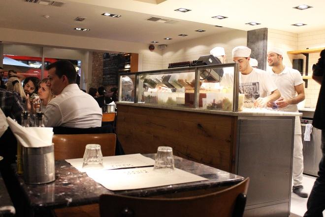 Cake + Whisky | Franco Manca | Pizza | London