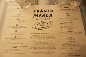 Cake + Whisky   Franco Manca   Pizza   London