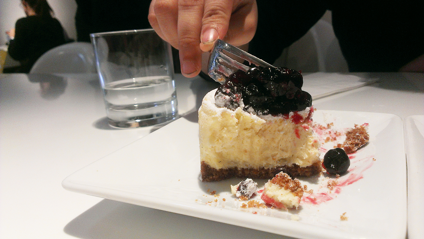 Cake + Whisky | Ottolenghi, Islington, London