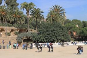 Cake + Whisky | Barcelona travel guide | Park Güell