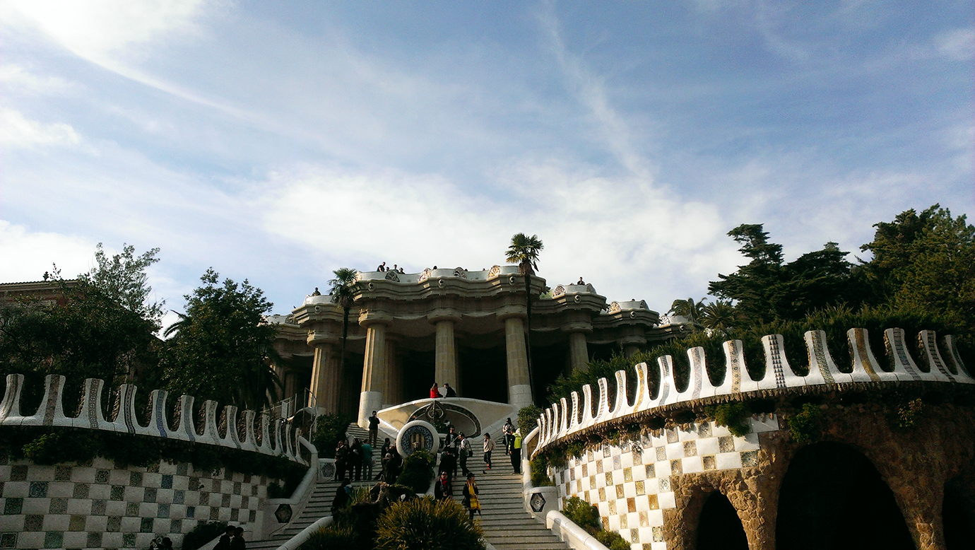 Cake + Whisky | Barcelona travel guide | Park Güell