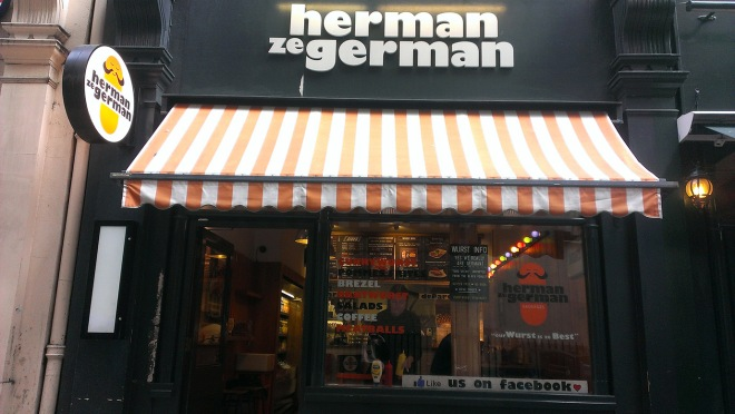 Cake + Whisky | Herman ze German | London