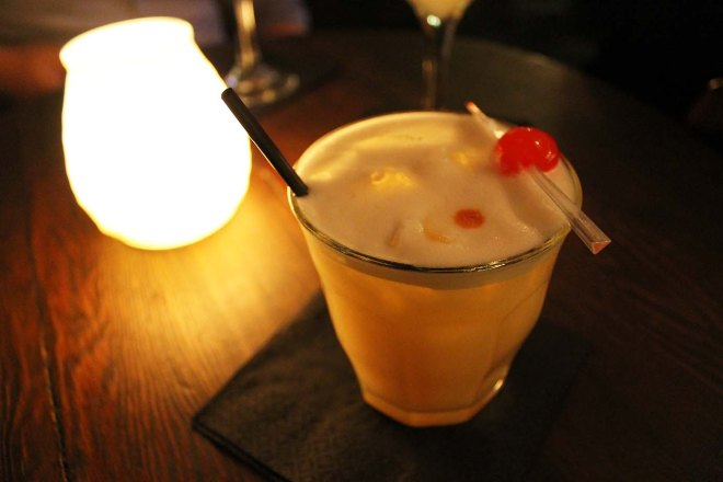 Cake + Whisky | Bitters & Rye | London's best cocktails