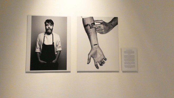 Cake + Whisky | #FiftyChefs Exibition | Photography