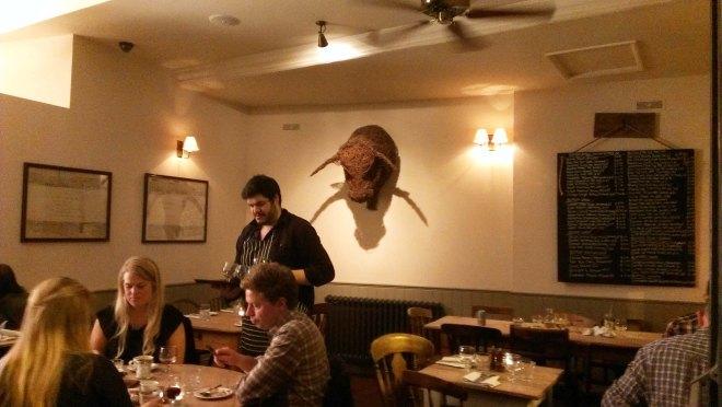 Cake + Whisky | Pig & Butcher, Islington