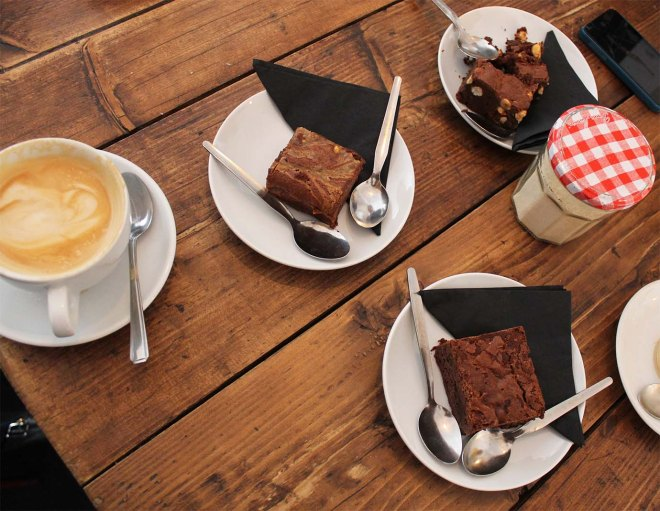 Cake + Whisky | Touring London's best coffee shops with The London Coffee Festival