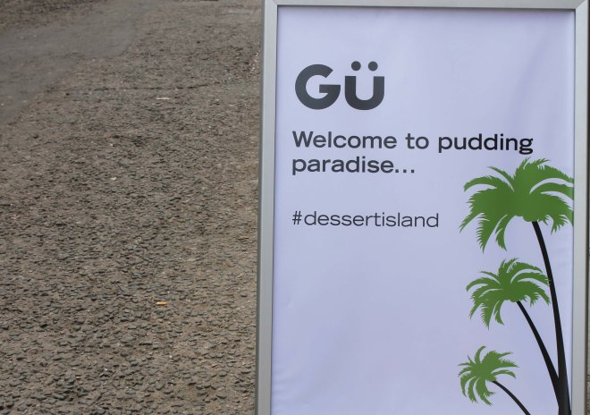Cake + Whisky - Gu #dessertisland pop-up