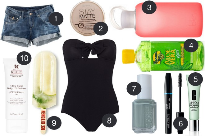 Cake + Whisky | 10 summer essentials | shopping guide