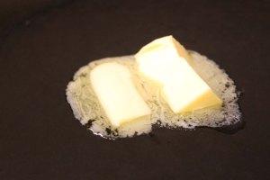 Cake + Whisky | Flambé-ed banana muffins