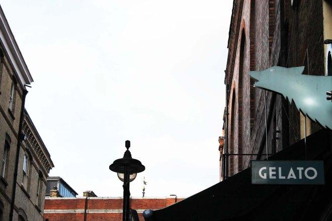 Cake + Whisky | London's best ice cream at Gelupo