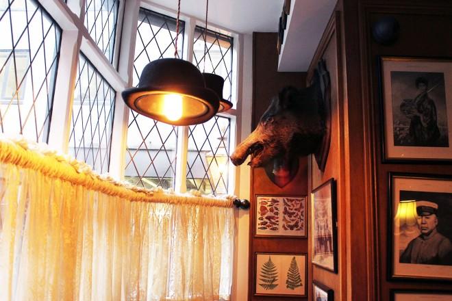 Cake + Whisky | VII Hills Gin tasting at Mr Fogg's London