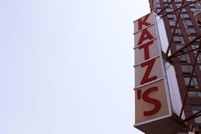 Cake + Whisky | Katz's Deli NYC