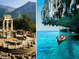 Cake + Whisky   My Top 10 Travel Bucket List   #2 Greece