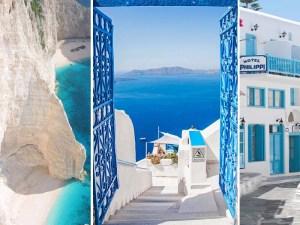 Cake + Whisky | My Top 10 Travel Bucket List | #2 Greece