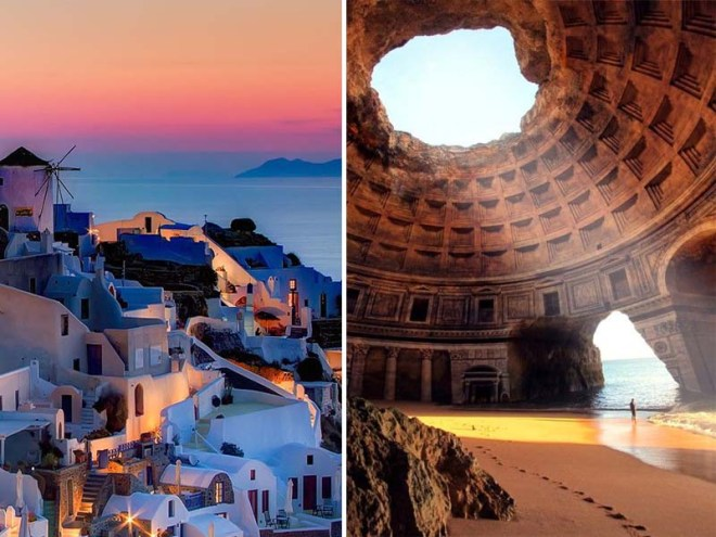 Cake + Whisky | My Top 10 Travel Bucket List | #2 Greece