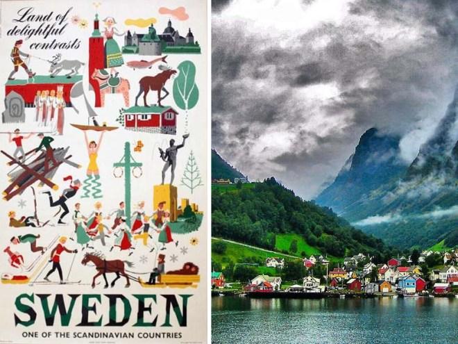 Cake + Whisky | My Top 10 Travel Bucket List | #4 Scandinavia