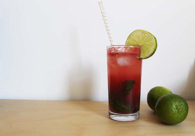 Cake + Whisky | Summer's coming | Virgin Watermelon Fizz recipe