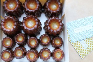 Cake + Whisky   Yvonne & Guite's canelés review