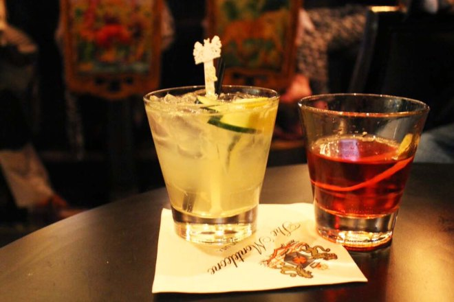 Cake + Whisky | Carousel bar, New Orleans