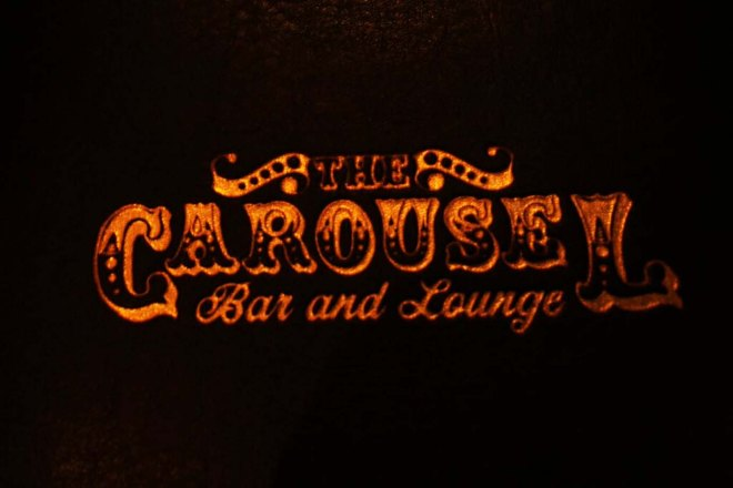 Cake + Whisky | Carousel bar, New Orleans
