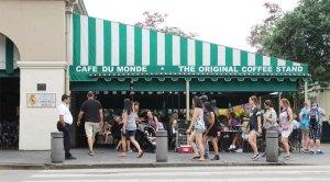 Cake + Whisky | Travel Guide to New Orleans | Café du Monde