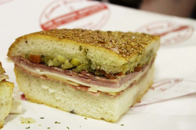 Cake + Whisky | Travel Guide to New Orleans | Central Grocery for Muffuletta