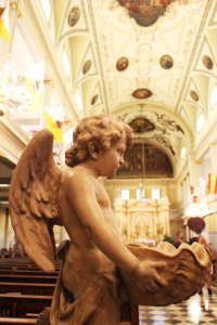 Cake + Whisky | Travel Guide to New Orleans | St Louis Cathedral