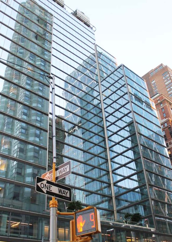 NYC city guide | The Hearst Tower | Cake + Whisky