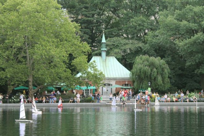 NYC Central Park | Cake + Whisky