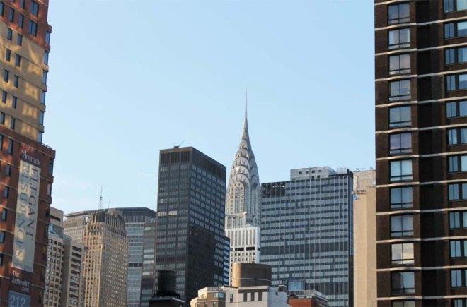 NYC Chrystler building | Cake + Whisky