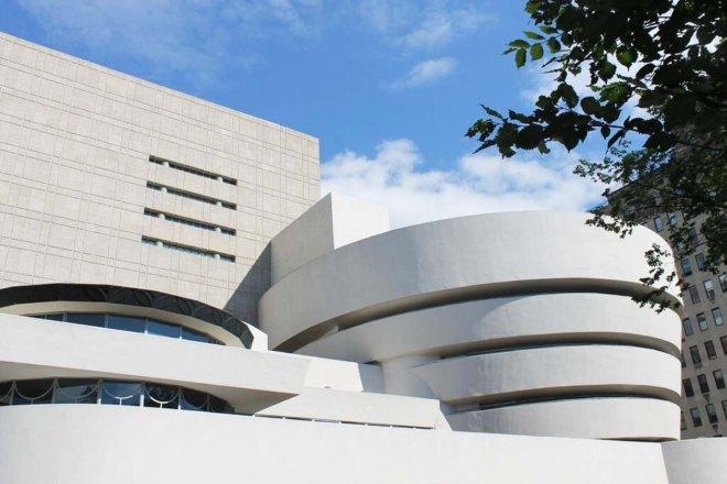 NYC Guggenheim Museum | Cake + Whisky