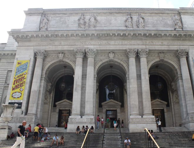 NYC New York Public Library | Cake + Whisky