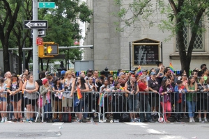 NYC Pride Parade 2015 | Cake + Whisky