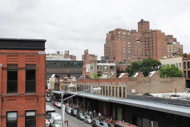 Walking the Highline NYC | Meatpacking district | Cake + Whisky