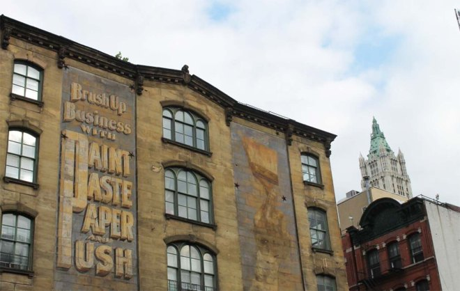 Walking the Highline NYC | Cake + Whisky