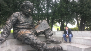 Cake + Whisky | Washington DC | Albert Einstein