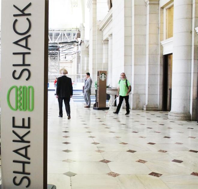 Cake + Whisky | Washington DC | Shake Shack