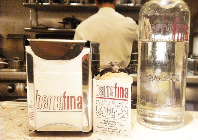 Barrafina Drury Lane review | Cake + Whisky