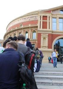 A Night at BBC Proms, Royal Albert Hall, London   Cake + Whisky