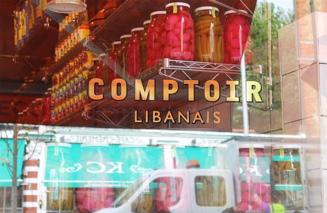 Comptoir Libanais, South Kensington, London | Cake + Whisky