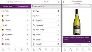 Mr Vine, London's new sommelier app! | Cake + Whisky