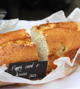Lemon and Poppy Seed cake | Cake + Whisky