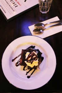 Radicals & Victuallers London | Restaurant review | Cake + Whisky