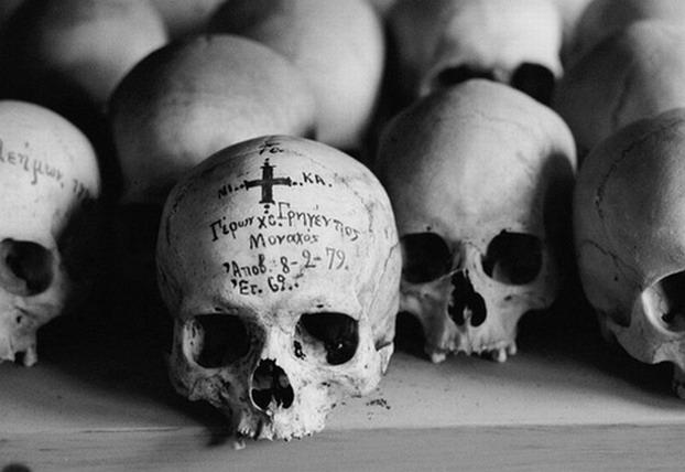 Halloween Inspiration | Skulls