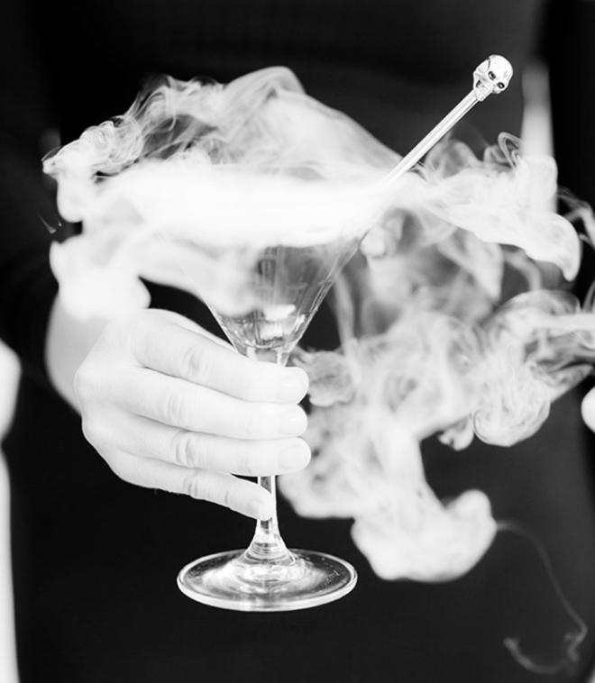 Halloween Inspiration | Halloween cocktail